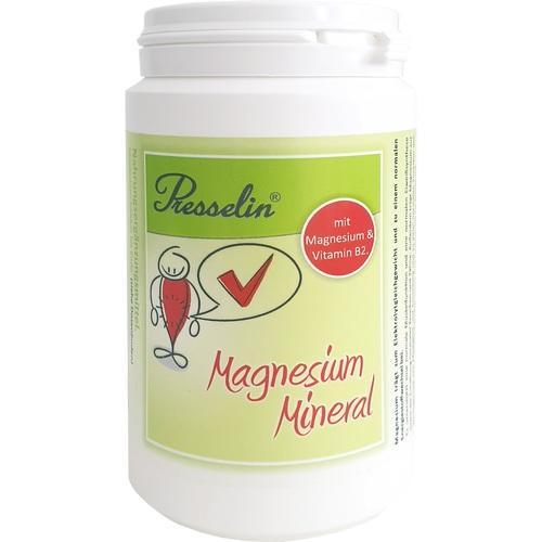 PRESSELIN Magnesium-Mineral Pulver