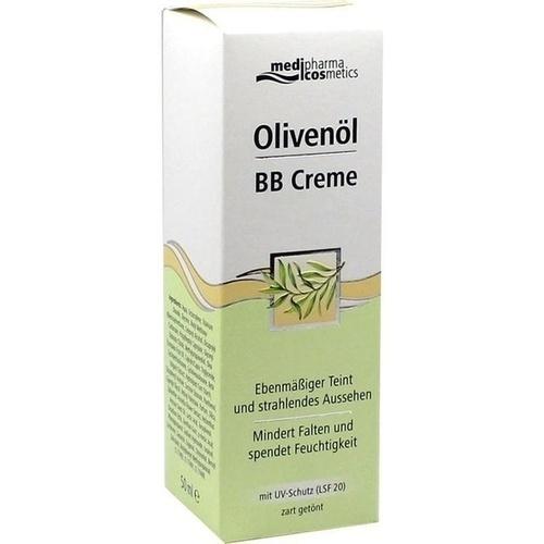 OLIVENÖL BB Creme 50 ml - Medipharma - Marken - cocopha.de