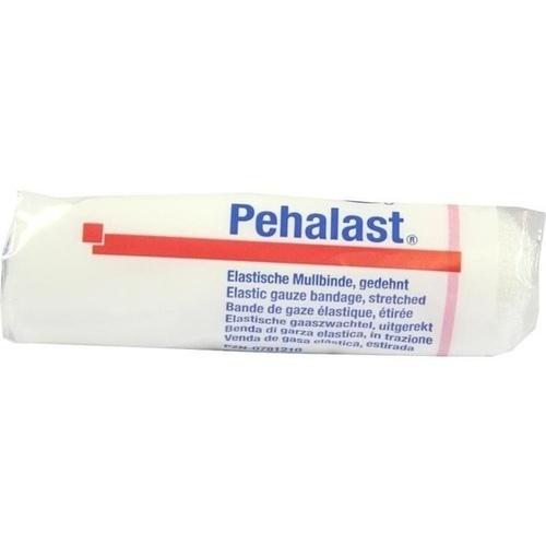 PEHA-LAST Mullbinde elastisch 10 cmx4 m 1 St