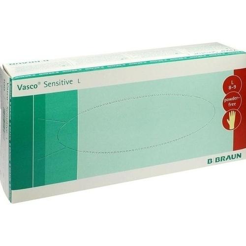 VASCO sensitive Untersuchungshandschuhe Gr.L