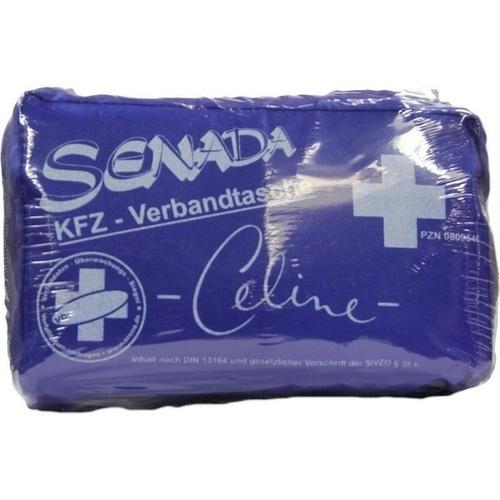 SENADA KFZ Tasche Celine blau