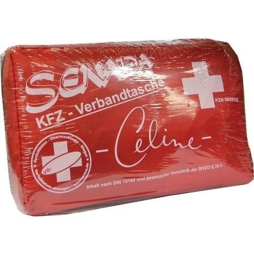 SENADA KFZ Tasche Celine rot