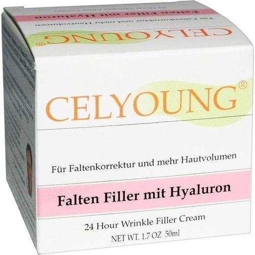 CELYOUNG Falten Filler m.Hyaluron Creme