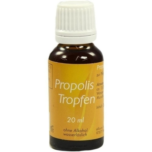 propolis tropfen ohne alkohol 20 ml fliegende. Black Bedroom Furniture Sets. Home Design Ideas