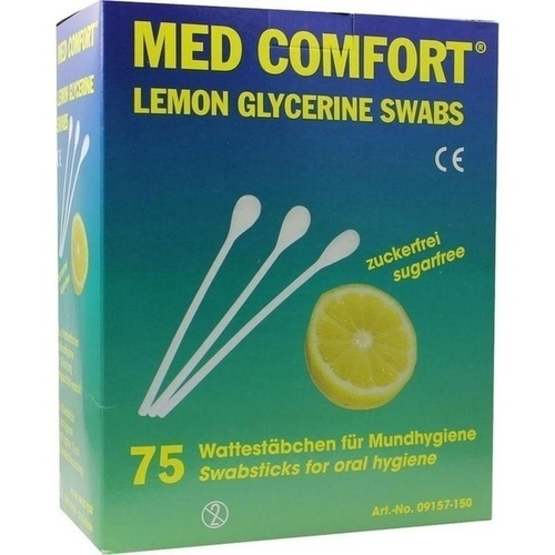 LEMON SWABS
