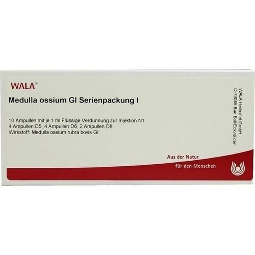 WALA MEDULLA OSSIUM GL Serienpackung 1 Ampullen