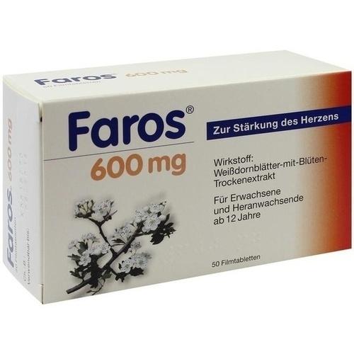 FAROS 600 mg Filmtabletten