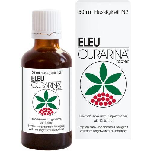 ELEU Curarina Tropfen 1ml Taigawurzel-Fluidextrakt