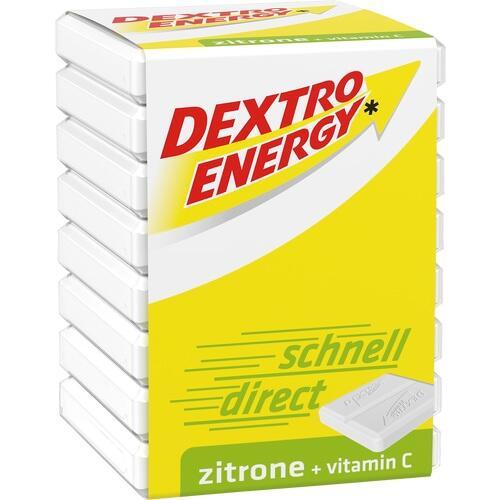 DEXTRO ENERGEN Vitamin C Würfel 1 St.
