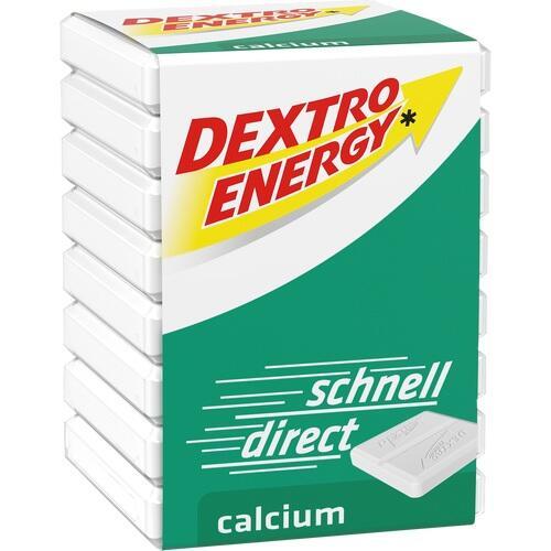 DEXTRO ENERGEN Calcium Würfel