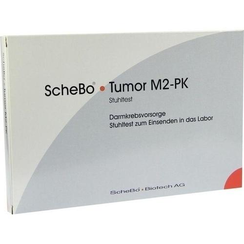 SCHEBO Tumor M2-PK Darmkrebsvorsorge Test