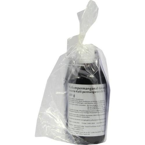 Fagron GmbH & Co. KG KALIUMPERMANGANAT-LÖSUNG 1% SR 100 g 701789