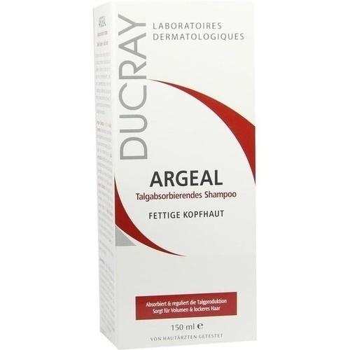 DUCRAY ARGEAL Shampoo gg.fettiges Haar