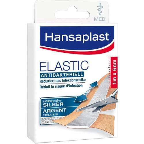 HANSAPLAST med elastic 6 cmx1 m Abschnitte