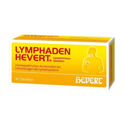 LYMPHADEN HEVERT Lymphdrüsen Tabletten