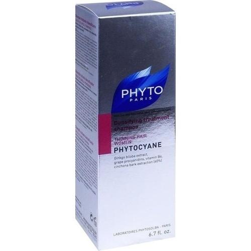 PHYTO PHYTOCYANE Vital Shampoo 200 ml