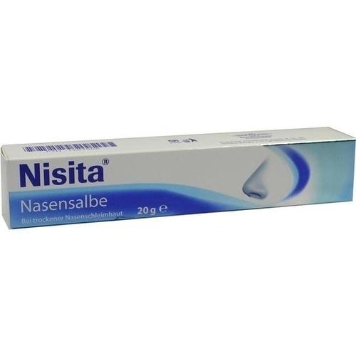 NISITA Nasensalbe