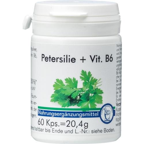 Pharma Peter GmbH PETERSILIE+Vitamin B6 Kapseln 0 g