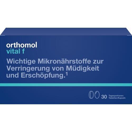 ORTHOMOL Vital F 30 Tabletten/Kaps.Kombipackung