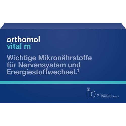 ORTHOMOL Vital M Trinkfläschchen