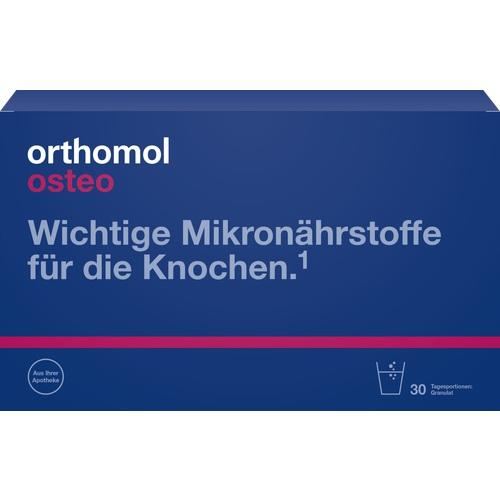 ORTHOMOL Osteo Granulat Beutel
