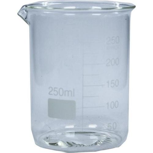 BECHERGLAS hitzebeständig 250 ml