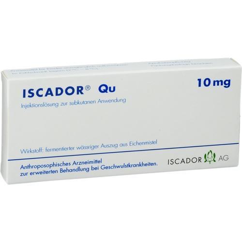 ISCADOR Qu 10 mg Injektionslösung
