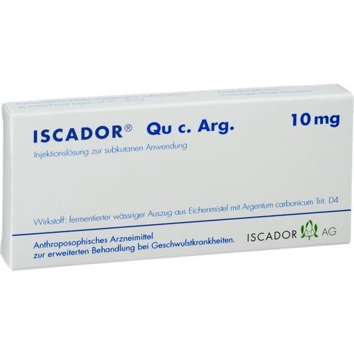 ISCADOR Qu c.Arg 10 mg Injektionslösung