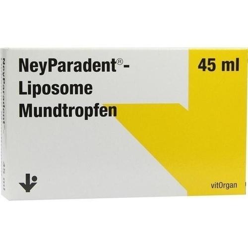 NEYPARADENT Picături orale liposomale