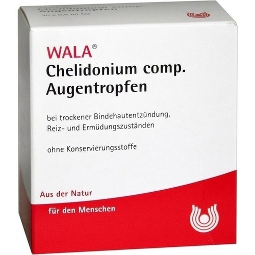 WALA CHELIDONIUM COMP Augentropfen