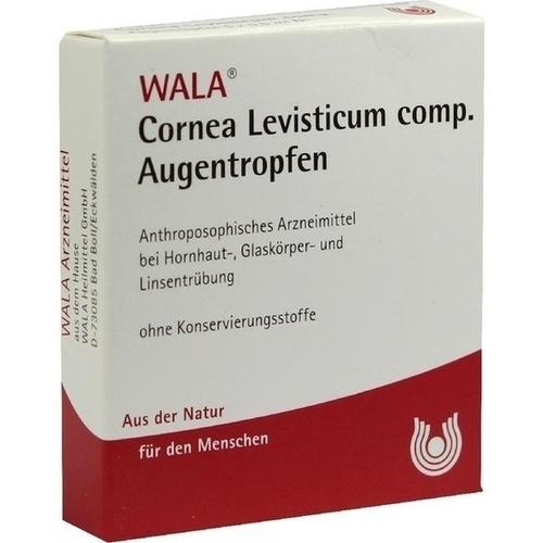 WALA CORNEA/ LEVISTICUM comp. Augentropfen