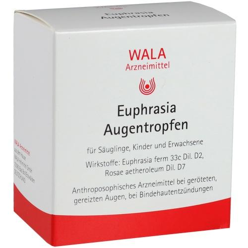 WALA EUPHRASIA Augentropfen