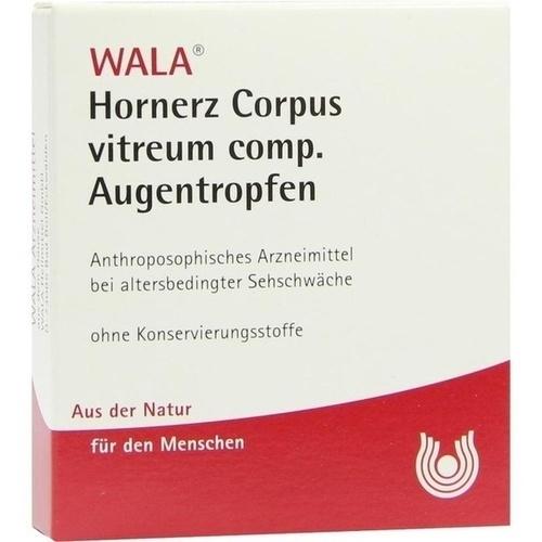 WALA HORNERZ/ CORPUS VITREUM COMP. Augentropfen