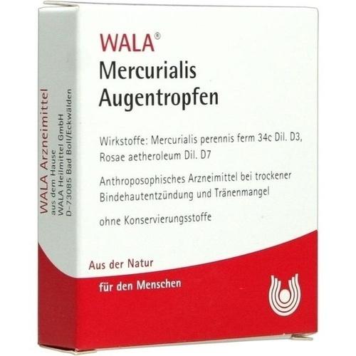 WALA MERCURIALIS Augentropfen