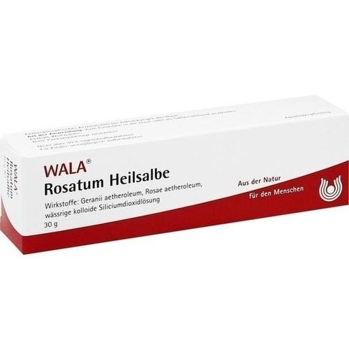 WALA ROSATUM Heilsalbe