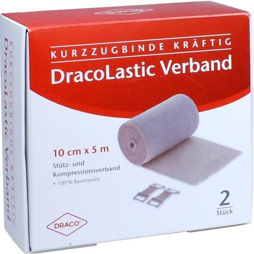 DRACOLASTIC Verband kräftig 10 cm Doppelpackung