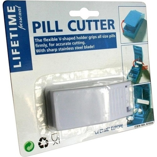 TABLETTENSCHNEIDER Pill Cutter