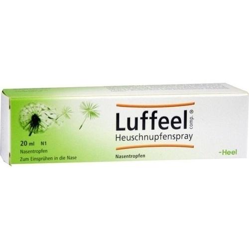 LUFFEEL comp. Heuschnupfen Nasenspray