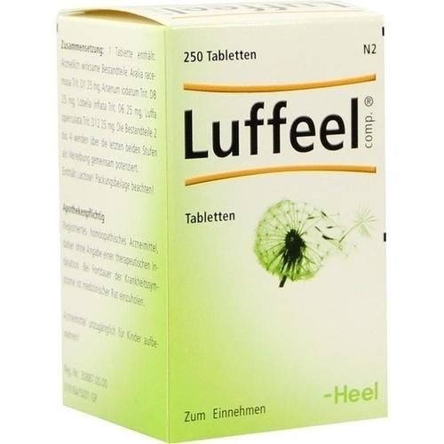 LUFFEEL comp. Tabletten