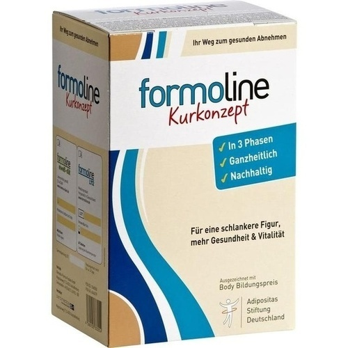 FORMOLINE Kurkonzept L112+eiweiß-diät+Konzeptb.