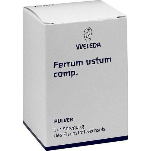 FERRUM USTUM comp. Pulver