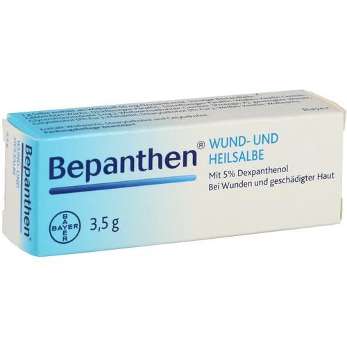 BEPANTHEN Wund- und Heilsalbe Promo