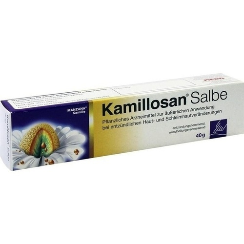KAMILLOSAN Salbe