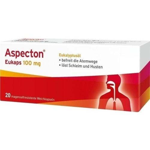 ASPECTON Eukaps 100 mg Capsule moi gastrorezistente