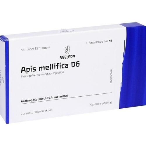APIS MELLIFICA D 6 Ampullen
