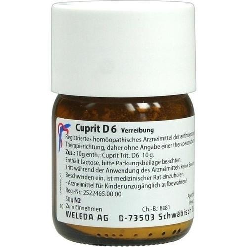 CUPRIT D 6 Trituration