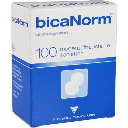 Fresenius Medical Care Deutschland GmbH BICANORM magensaftresistente Tabletten 100 St
