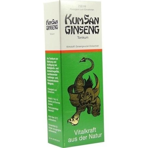 KUMSAN-GINSENG Tonikum 250 ml