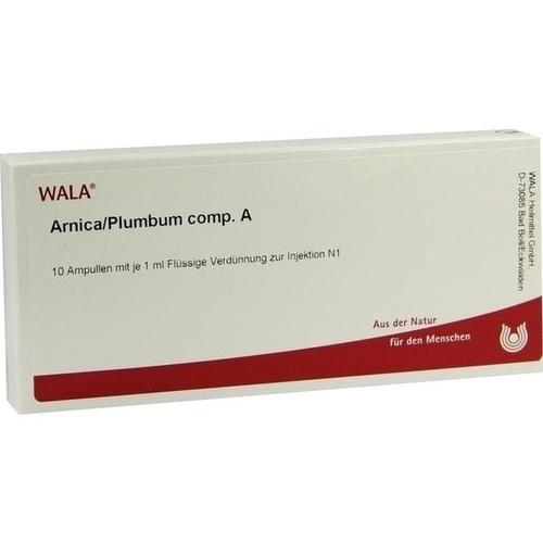 WALA ARNICA/PLUMBUM comp. A Ampullen