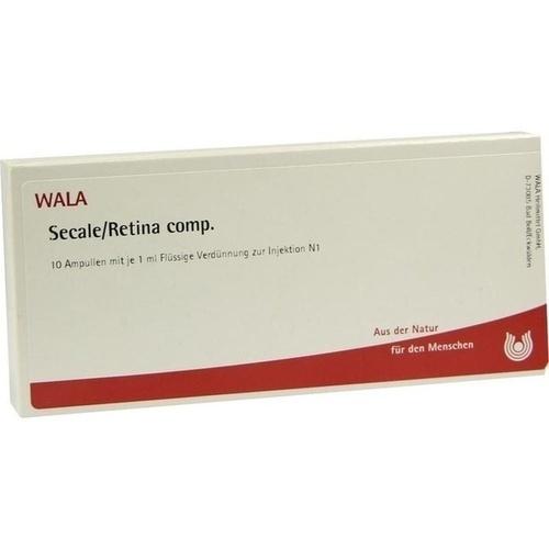 WALA SECALE RETINA COMP. Ampullen